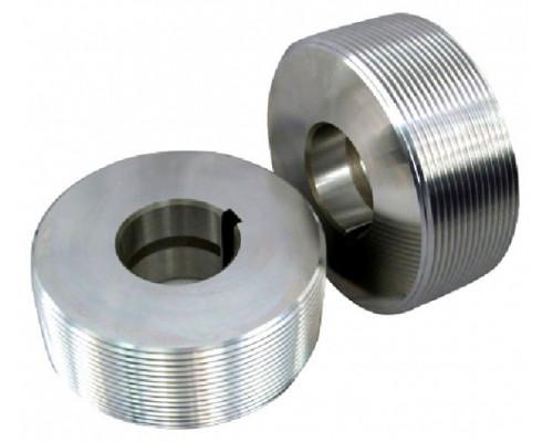 Ролики резьбонакатные М 6х1.0 D=125 комплект (2шт)